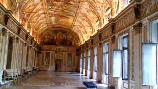 Ducal Palace from Gonzaga Family in Mantova (year 1271 to 1700)