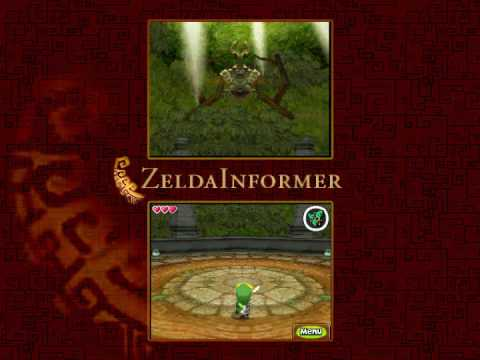 See The Legend Of Zelda: Spirit Tracks' Whirlwind In Action