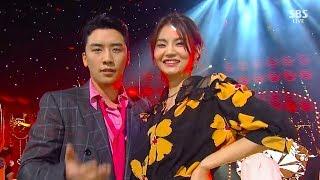 SEUNGRI   '셋 셀테니 (1, 2, 3!)' 0729 SBS Inkigayo