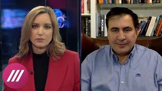 «Россия слила Армению». Саакашвили — о перемирии в Карабахе, протестах в Ереване и выборах в Грузии