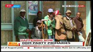 Wundanyi residents speak out of their long wait for ballot papers in Taita Taveta county