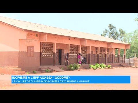 Incivisme à l'EPP Agassa-Godomey : Les salles de classe badigeonnées d'excréments humains Incivisme à l'EPP Agassa-Godomey : Les salles de classe badigeonnées d'excréments humains