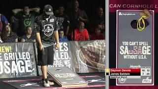 James Baldwin Drag Bag at 2018 ACL Championships