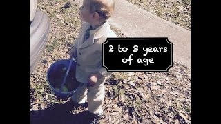 SIGNS OF AUTISM IN 2 YEAR OLD TODDLERS