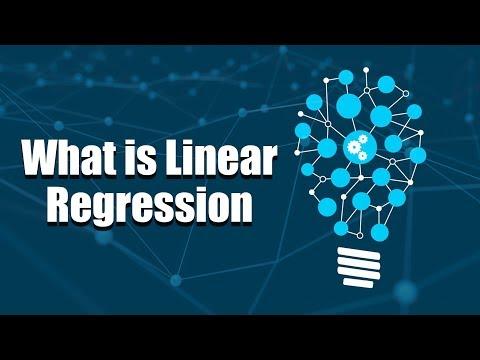 Linear Regression In Machine Learning | Eduonix