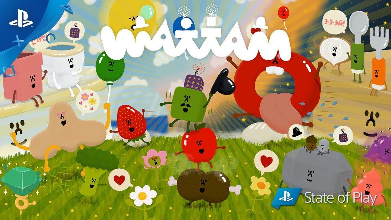 Wattam se Lanza en diciembre para PS4, y Hablamos con su Creador Keita Takahashi