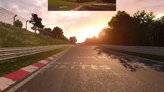Gran Turismo Sport - Pure Beauty Nürburgring Nordschleife in sunset