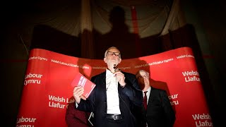 Labour future uncertain after 'worst election result since 1935'