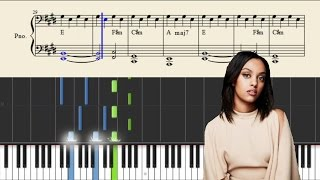 Ruth B   In My Dreams   Piano Tutorial + SHEETS