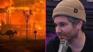 Ethan Klein on Australian Fires (ft. jacksfilms & commentetiquette)