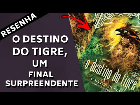 O DESTINO DO TIGRE - UM FINAL SURPREENDENTE | Share Your Books