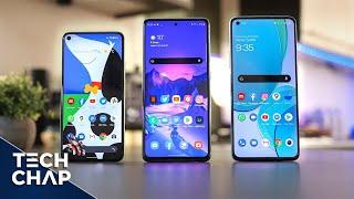 Google Pixel 5 vs OnePlus 8T vs Samsung Galaxy S20 FE - The ULTIMATE Comparison!