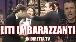Le LITI Più IMBARAZZANTI Della TV Italiana IN DIRETTA