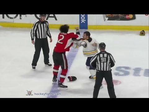 Jared Cowen vs. Patrick Kaleta