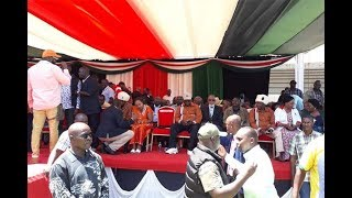 LIVE: BBI rally underway in Meru