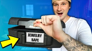 A RETIRED RAPPER Sent Me His Unwanted DIAMOND JEWELRY!! (I Diamond Tested It)