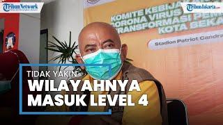 Wali Kota Bekasi Tak Yakin Wilayahnya Dikategorikan Zona PPKM Level 4, Cek Faktanya!