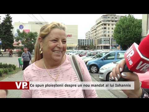 Ce spun ploieștenii despre un nou mandat al lui Iohannis