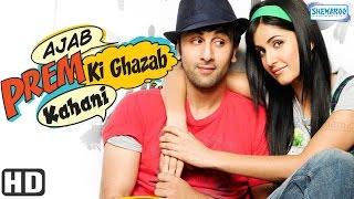 Ajab Prem Ki Ghazab Kahani {HD}  Ranbir Kapoor & Katrina Kaif  Superhit Comedy Film