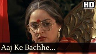 Aaj Kal Ke Bache - Govinda - Anita Raj - Jaisi Karni Vaisi Bharni