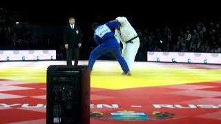 Чемпионат по дзюдо в Тюмени. Финал: Тангриев vs Бор