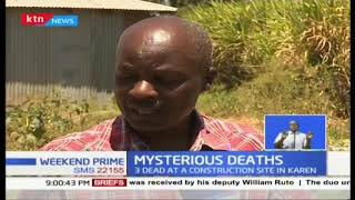 ANC Leader Musalia Mudavadi's construction site is now a crime scene