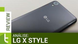 Análise LG X Style | Review do TudoCelular