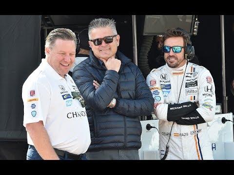 GP às 10: McLaren acerta ao trazer De Ferran como diretor esportivo