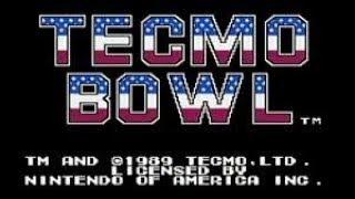 Original NES Tecmo Bowl on the Nintendo Switch!