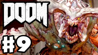 ᐈ DOOM 4 Gameplay Walkthrough Part 15 - BOSS FIGHT (The Necropolis