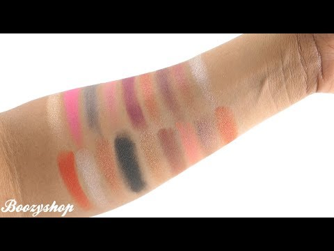 Makeup Revolution Makeup Revolution Haunted House Shadow Palette