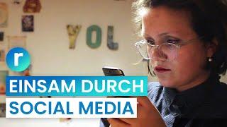 Einsamkeit: Mehr soziale Medien, weniger soziale Kontakte   reporter