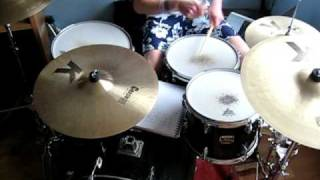 Doves - Almost Forgot Myself (Drum Cover)