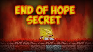 NEW SECRET!!! | Sally.EXE: Continued Nightmare [End of Hope Secret]