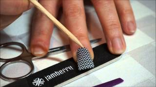 Jamberry Nails: The Number One Application Error And How NOT To Make It!