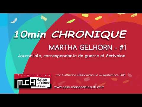 Vidéo de Martha Gellhorn
