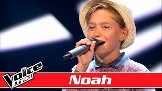 Noah synger: Joey Moe – 'Klar på mig nu' – Voice Junior / Blinds