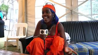 Tkay Maidza looks back on her massive 2018 and ahead to 2019 at Festival of the Sun