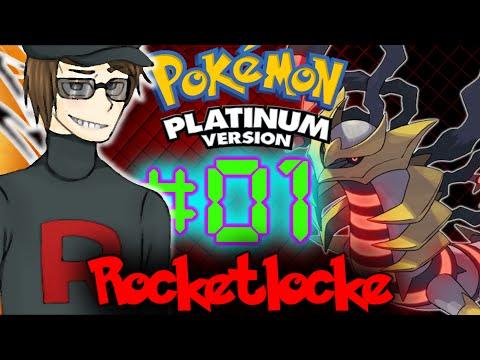 Pokémon Platinum Randomizer Rocketlocke - Part 01