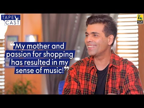 Karan Johar and Ranveer Singh on Music Trends