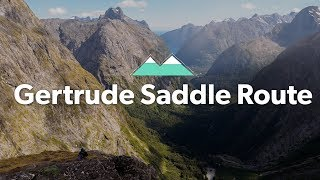 NZ Mountain Safety Council has created this trail video guide for Gertrude Saddle. The video takes you through the entire track and shows you how to prepare for a successful trip so that you make it home safely.