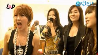 4minute funny moments