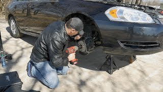 Fixing the $1650 Copart 2012 Chevy Impala - Selling for $4800
