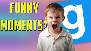 MAKE IT STOP!! - GMOD Funny Moments w/ Friends