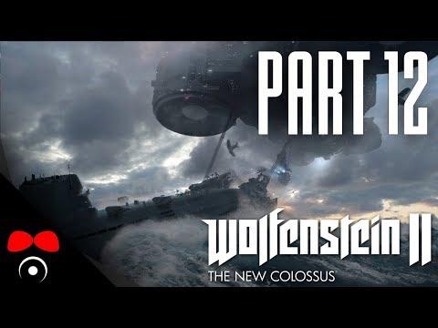 NĚKDO MÁ NAROZKY! | Wolfenstein 2: The New Colossus #12