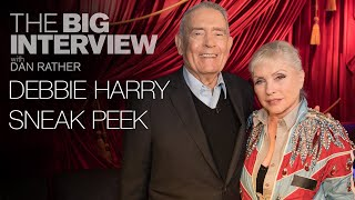 Is Blondie Disco? | Debbie Harry On The Big Interview With Dan Rather