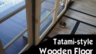 Japanese Design Ideas: A Tatami Style Floor