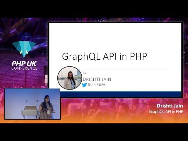 GraphQL API in PHP