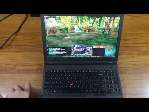 Lenovo ThinkPad W540 Review: A Business Powerhouse
