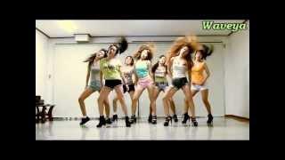 Танцы, Waveya - 2HOT (G.NA)